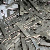 Duplex or Stainless Steel Scrap
