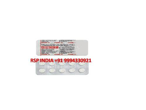 Pzone 15 Mg Tablets