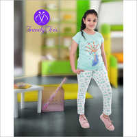 Kids Fancy Printed Night Wear