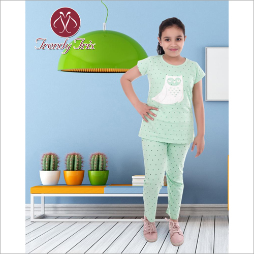 Kids Printed Night Wear