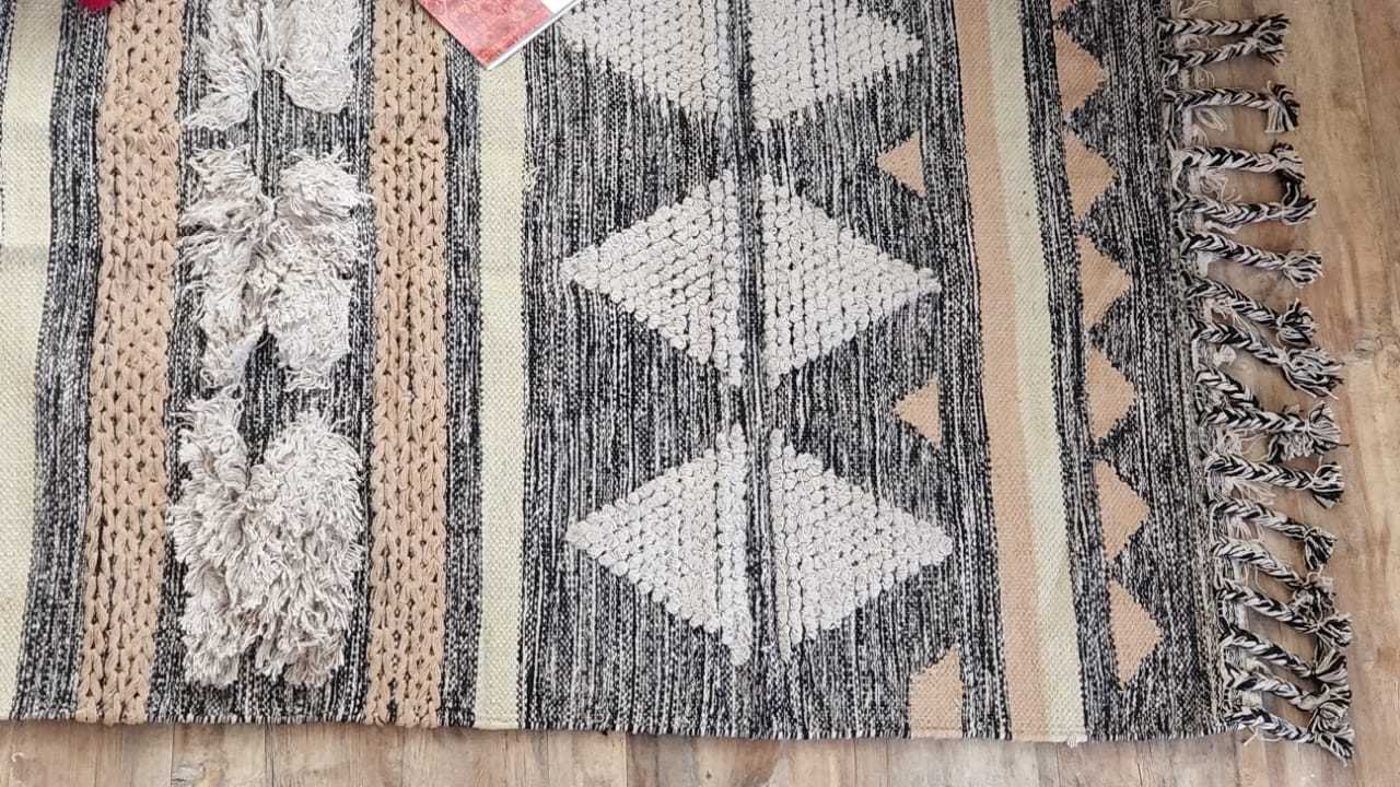 Cotton Pile Room Rug