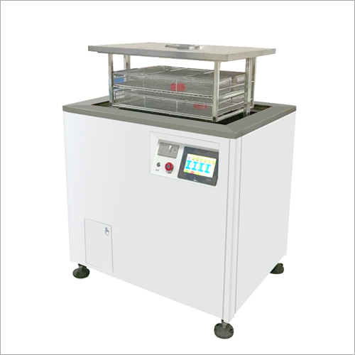 Lifting Type Vacuum Boiling Automatic Cleaners
