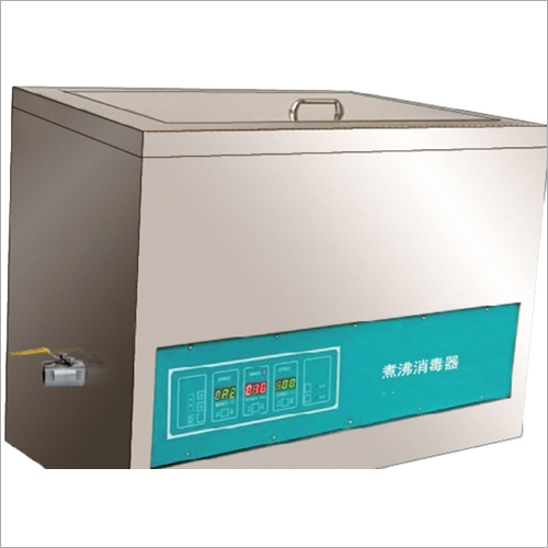 Medical CNC Automatic Ultrasonic Boiling Cleaning Machine