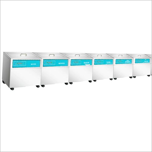 Six-Slot Medical Ultrasonic Boiling Cleaners