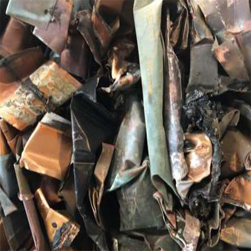 CRGO Triangle Metal Scrap