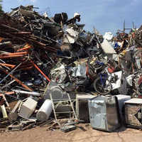 Steel And Metal Scrap