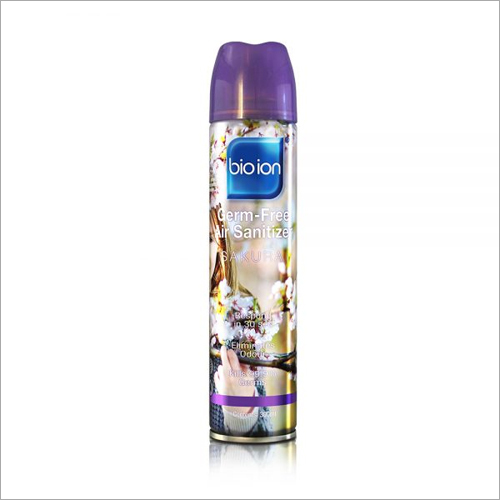 300 ml Germ Free Air Sakura Fragrance Sanitizer