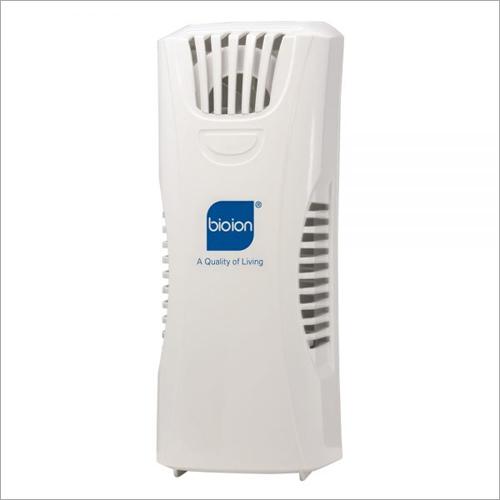 Battery Operated White Fan Dispenser