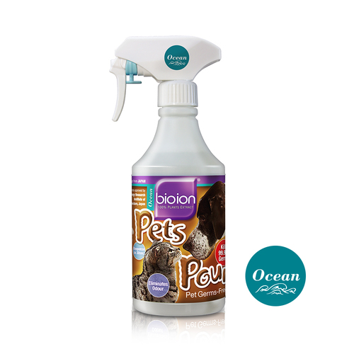 Pets Sanitizer 500ml (Ocean)
