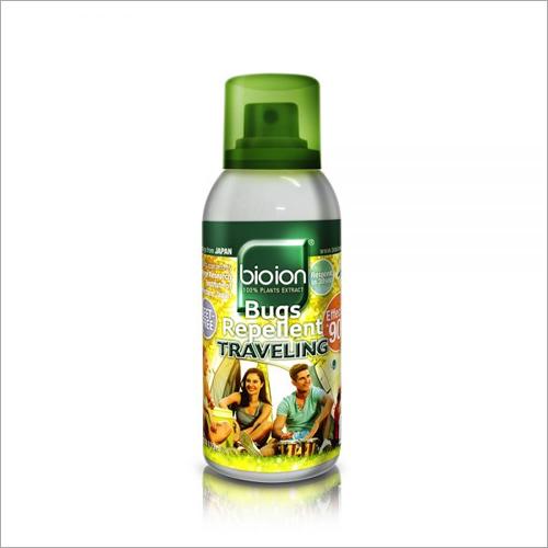 Bugs Repellent Traveling Deet Free Spray 110ml
