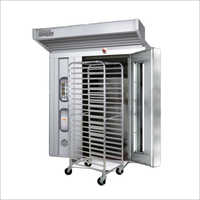 Industrial Bakery Rotary Rack Oven
