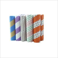 Texurising DTY paper tubes