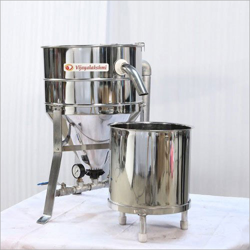 SS Commercial Rice Washer