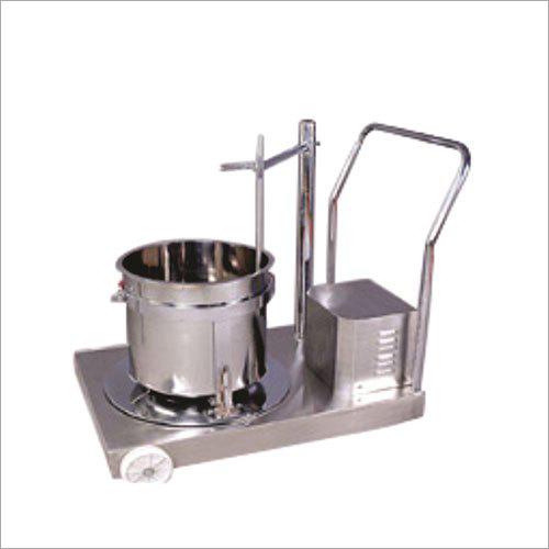 SS Batter Mixer Machine