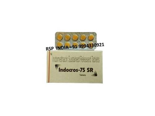 INDOCROS 75 SR TABLETS