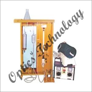Carbon And Sulphur Apparatus