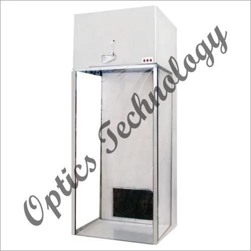 Sampling Dispensing Booths Reverse Laminar Flow System