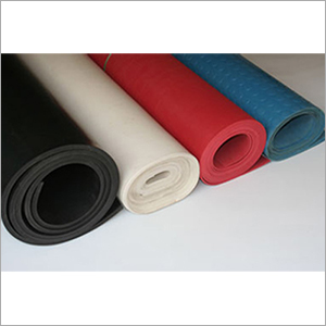 Silicone Rubber And Neoprene Sheet