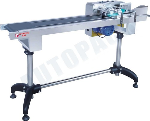 Coding Conveyor With Feeder