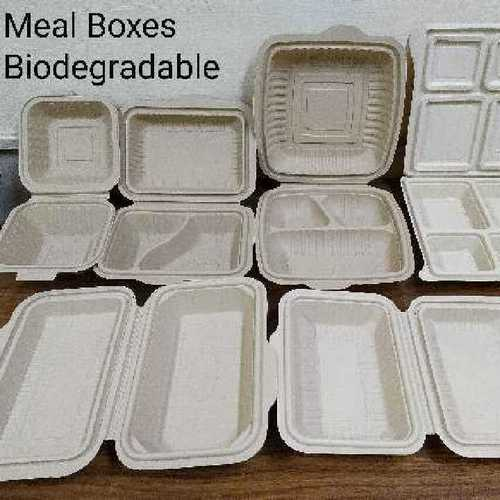 Biodegradable Disposable Food Boxes