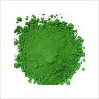Green Oil Color Powder