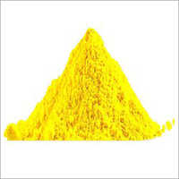 Yellow Oil Color Powder