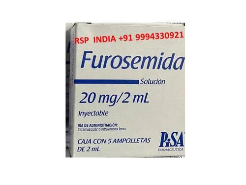 Furosemida 20mg-2ml Solution