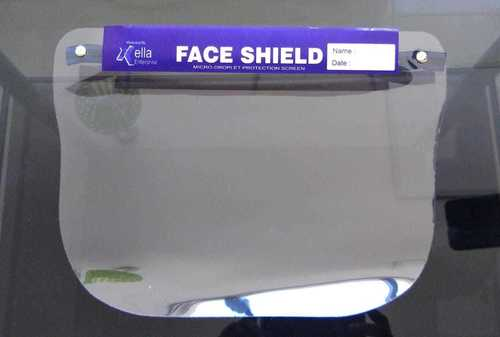 Face Shield And Safety Goggles