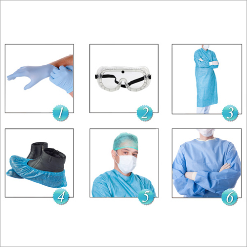 Medical Personal Protection Kit