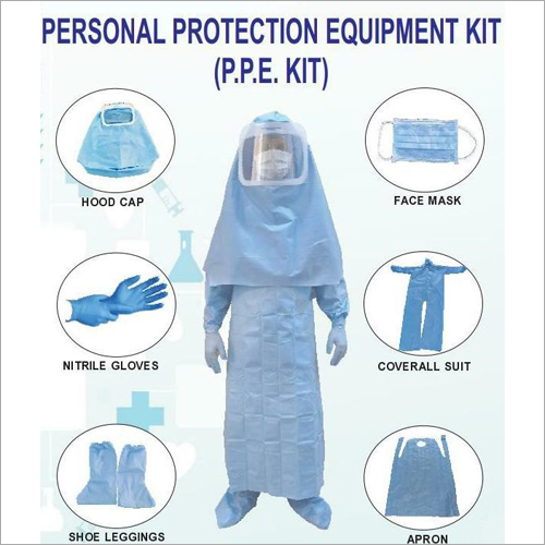 Medical Disposable PPE Kit