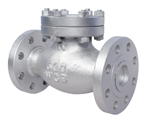 Cast Steel Check valves (NRV)