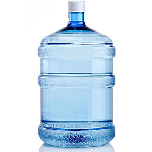 Mineral Water Pet Jar