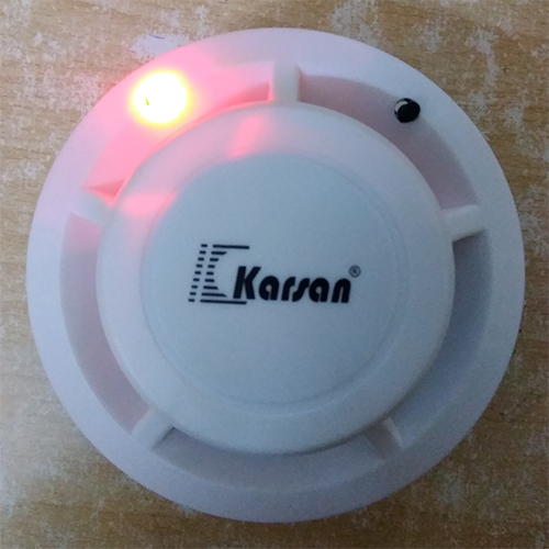Wireless Smoke & Heat Detector