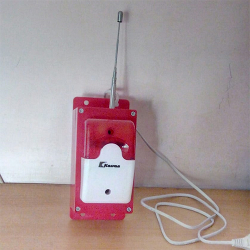 Fire Hooter Cum Flasher - Wireless Strobe