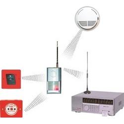 Wireless Fire Detection Alarm System FDA
