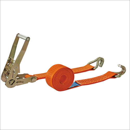 Polyester Belts And Ratchet Lashing