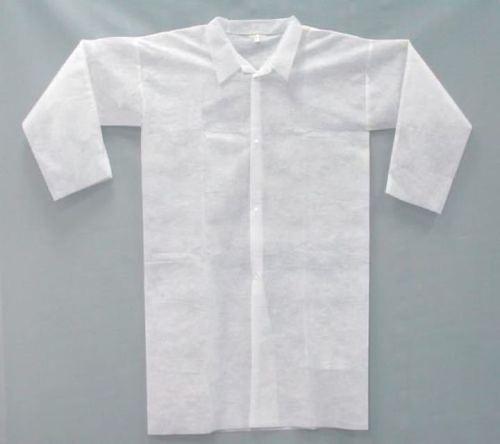 Disposable Lab White Coat