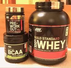 Optimum Nutrition Gold Standard 100% Whey Protein Powder in stock