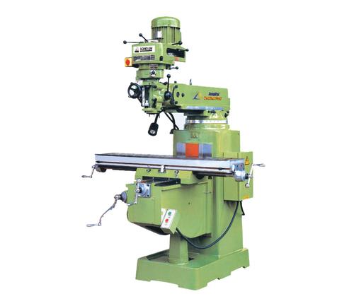 Turret Milling Machine 4hgv