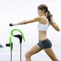 Wireless Bluetooth Hands-Free Earphone Headset AX-01