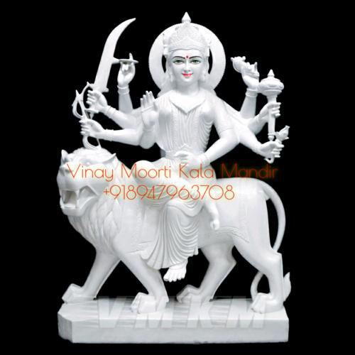 Mata Rani Marble Statue