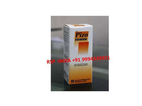Pizo 60ml Syrup