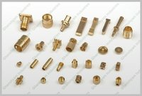 Precision Brass Turned Parts