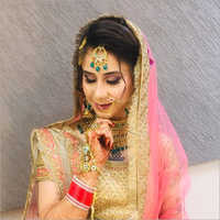 Simple Bridal Makeup Services