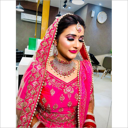 Light Bridal Makeup Services