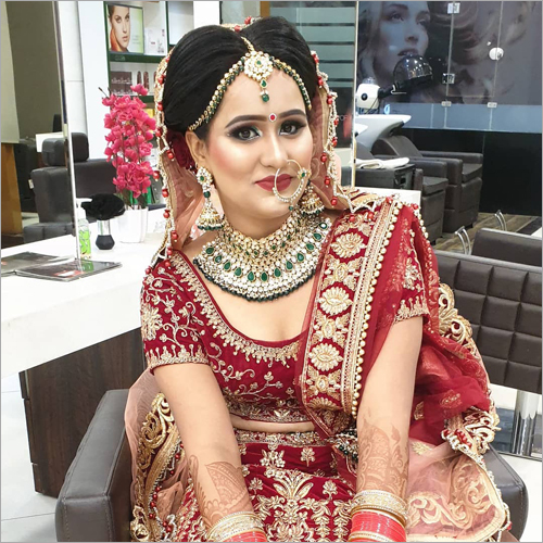 Wedding Bridal Makeup Services