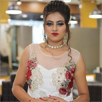 Modern Party Makeup Makeup Services