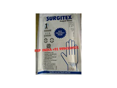 SURGITEX SURGICAL GLOVES