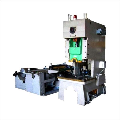 Industrial Aluminium Foil Container Making Machine