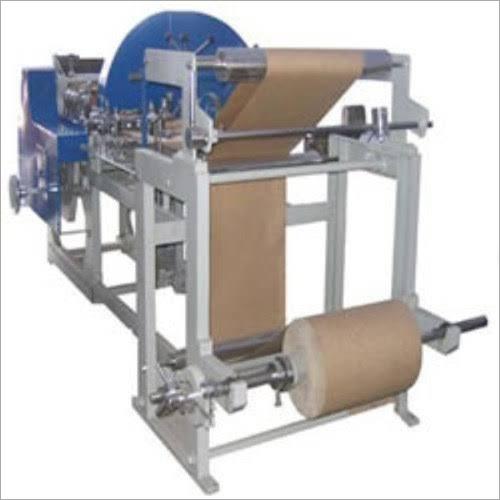 Industrial Paper Bag Making Machine